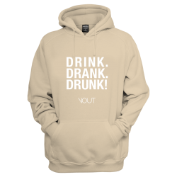 DRINK. DRANK. DRUNK.