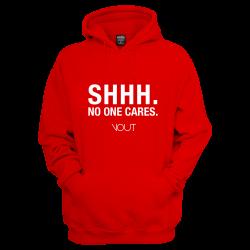 SSSH. NO ONE CARES.